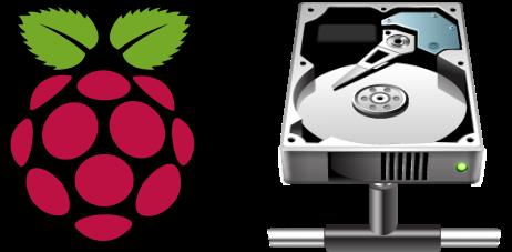 Raspberry Pi2 a připojení k síťovémudisku